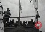 Image of Japanese troops in river operations near Canton China, 1939, second 9 stock footage video 65675024832