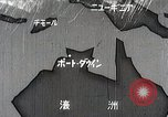 """Image of Japanese Air Force Mitsubishi GM4 """"Betty"""" bombing mission Darwin Australia, 1943, second 1 stock footage video 65675024833"""