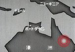 """Image of Japanese Air Force Mitsubishi GM4 """"Betty"""" bombing mission Darwin Australia, 1943, second 2 stock footage video 65675024833"""