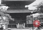 Image of Shinto Shrine Japan, 1937, second 10 stock footage video 65675024845