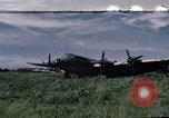 Image of Japanese bomber Japan, 1945, second 1 stock footage video 65675024863