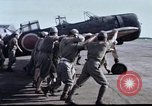 Image of Japanese fighter plane Japan, 1945, second 1 stock footage video 65675024870