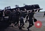 Image of Japanese fighter plane Japan, 1945, second 2 stock footage video 65675024870