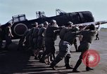 Image of Japanese fighter plane Japan, 1945, second 3 stock footage video 65675024870