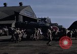 Image of Japanese fighter plane Japan, 1945, second 5 stock footage video 65675024870