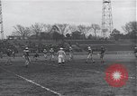 Image of Americans and Japanese playing sports Japan, 1950, second 7 stock footage video 65675024881
