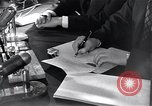 Image of Treaty of San Francisco San Francisco California USA, 1951, second 3 stock footage video 65675024882