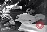 Image of Treaty of San Francisco San Francisco California USA, 1951, second 4 stock footage video 65675024882