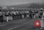 Image of Self Defense Force training Japan, 1954, second 2 stock footage video 65675024888