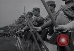 Image of Self Defense Force training Japan, 1954, second 4 stock footage video 65675024888