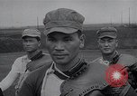 Image of Self Defense Force training Japan, 1954, second 8 stock footage video 65675024888