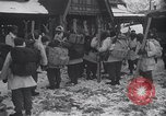 Image of ski training Rumoi Hokkaido Japan, 1954, second 4 stock footage video 65675024891