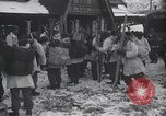 Image of ski training Rumoi Hokkaido Japan, 1954, second 5 stock footage video 65675024891