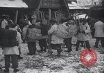 Image of ski training Rumoi Hokkaido Japan, 1954, second 7 stock footage video 65675024891