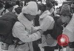 Image of ski training Rumoi Hokkaido Japan, 1954, second 8 stock footage video 65675024891