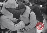 Image of ski training Rumoi Hokkaido Japan, 1954, second 11 stock footage video 65675024891