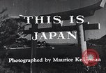 Image of attractions Japan, 1936, second 9 stock footage video 65675024892