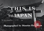 Image of attractions Japan, 1936, second 10 stock footage video 65675024892