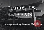 Image of attractions Japan, 1936, second 11 stock footage video 65675024892