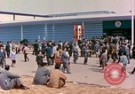Image of American pavilion at Osaka Trade Fair Osaka Japan, 1962, second 6 stock footage video 65675024907