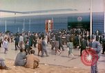 Image of American pavilion at Osaka Trade Fair Osaka Japan, 1962, second 7 stock footage video 65675024907