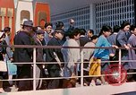 Image of trade fair Osaka Japan, 1962, second 3 stock footage video 65675024908