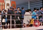 Image of trade fair Osaka Japan, 1962, second 4 stock footage video 65675024908