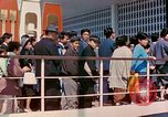 Image of trade fair Osaka Japan, 1962, second 5 stock footage video 65675024908