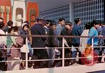 Image of trade fair Osaka Japan, 1962, second 6 stock footage video 65675024908