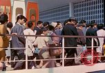 Image of trade fair Osaka Japan, 1962, second 9 stock footage video 65675024908