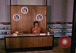 Image of USA pavilion in trade fair Osaka Japan, 1962, second 8 stock footage video 65675024909