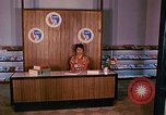 Image of USA pavilion in trade fair Osaka Japan, 1962, second 9 stock footage video 65675024909