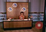 Image of USA pavilion in trade fair Osaka Japan, 1962, second 11 stock footage video 65675024909