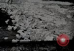 Image of long boats navigate rapids Japan, 1898, second 1 stock footage video 65675024930