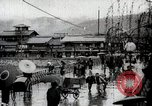 Image of bridge Japan, 1898, second 2 stock footage video 65675024931