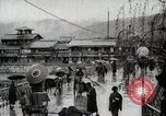 Image of bridge Japan, 1898, second 6 stock footage video 65675024931