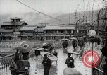 Image of bridge Japan, 1898, second 7 stock footage video 65675024931
