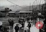 Image of bridge Japan, 1898, second 8 stock footage video 65675024931