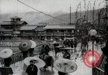 Image of bridge Japan, 1898, second 9 stock footage video 65675024931