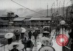 Image of bridge Japan, 1898, second 10 stock footage video 65675024931