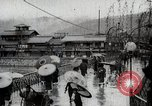 Image of bridge Japan, 1898, second 12 stock footage video 65675024931