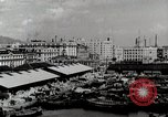 Image of Kobe harbor and city views before World War 2 Japan, 1939, second 6 stock footage video 65675024939