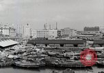 Image of Kobe harbor and city views before World War 2 Japan, 1939, second 8 stock footage video 65675024939