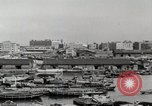 Image of Kobe harbor and city views before World War 2 Japan, 1939, second 10 stock footage video 65675024939