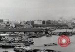 Image of Kobe harbor and city views before World War 2 Japan, 1939, second 11 stock footage video 65675024939