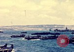 Image of United States warships in Battle for Okinawa World War 2 Okinawa Ryukyu Islands, 1945, second 2 stock footage video 65675024941