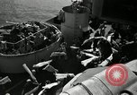 Image of USS Mississippi Pacific Ocean, 1944, second 12 stock footage video 65675024946