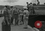 Image of Jack Benny Pacific Ocean, 1944, second 4 stock footage video 65675024947