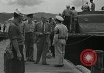 Image of Jack Benny Pacific Ocean, 1944, second 6 stock footage video 65675024947