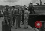Image of Jack Benny Pacific Ocean, 1944, second 7 stock footage video 65675024947